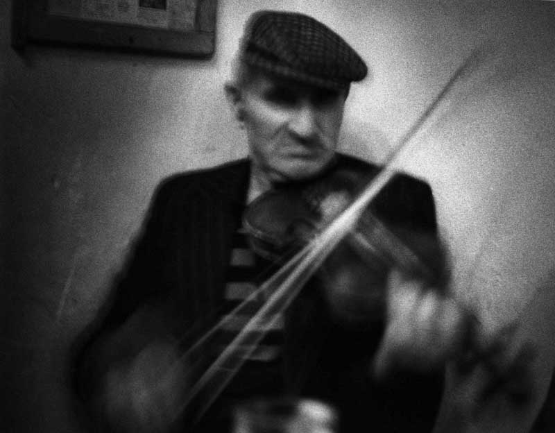 Paddy Killouhgery Fiddler